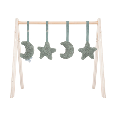 Slika Jollein® Aktivnostne igračke za igralni center Moon Ash Green