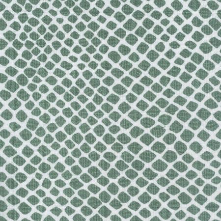 Jollein® Večnamenske krpice Snake Ash Green 70x70