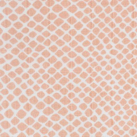 Jollein® Komplet dveh tetra pleničk Snake Pale Pink 115x115
