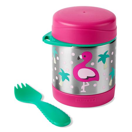 Skip Hop® Termo posodica Flamingo