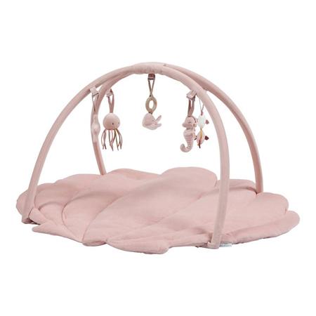 Slika Little Dutch® Igralna podloga školjka Ocean Pink