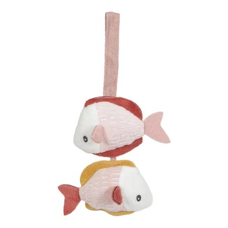 Little Dutch® Igralna podloga školjka Ocean Pink