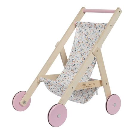 Slika Little Dutch® Lesen voziček za punčko