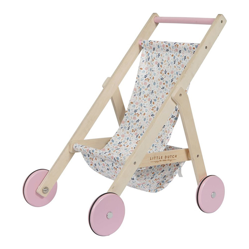 Little Dutch® Lesen voziček za punčko