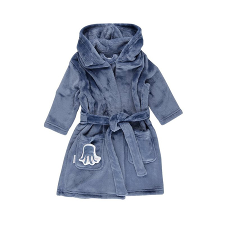 Slika Little Dutch® Otroški kopalni plašček Ocean Blue
