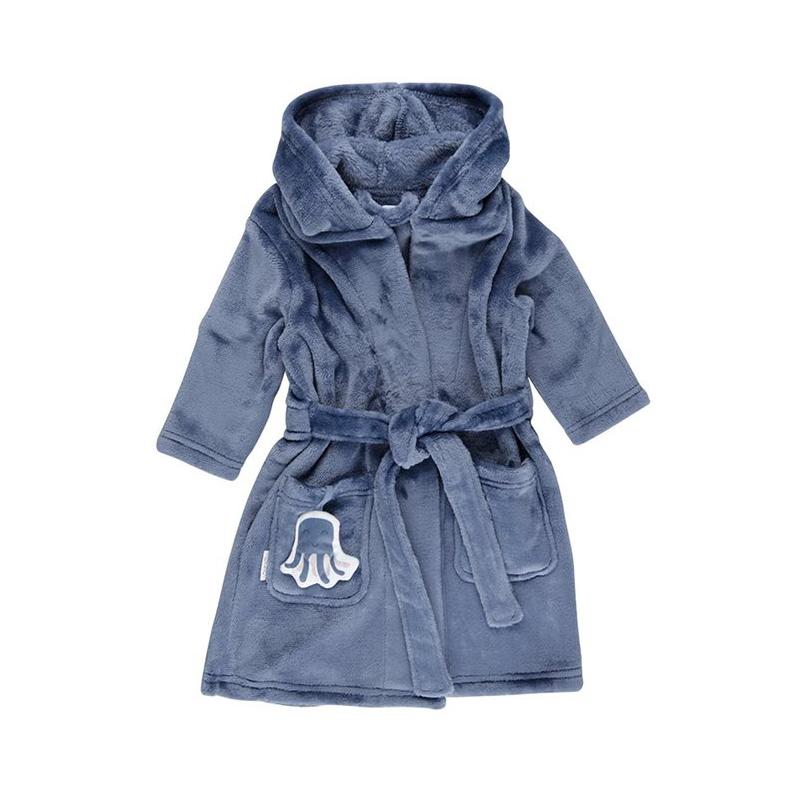 Little Dutch® Otroški kopalni plašček Ocean Blue