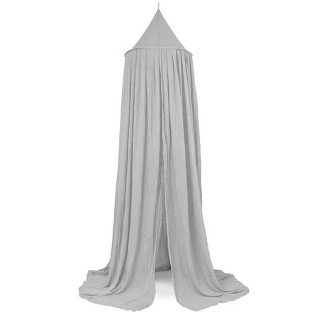 Slika Jollein® Posteljni baldahin Soft Grey