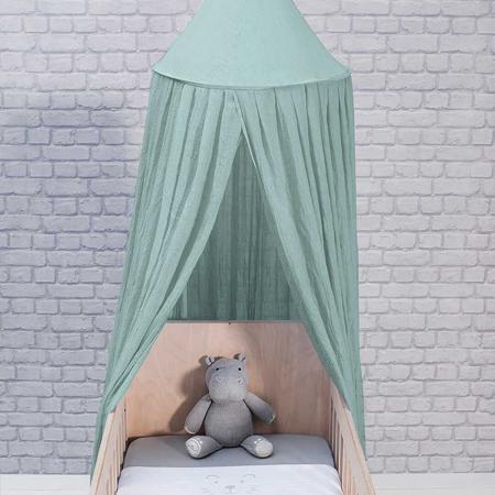 Slika Jollein® Posteljni baldahin Stone Green