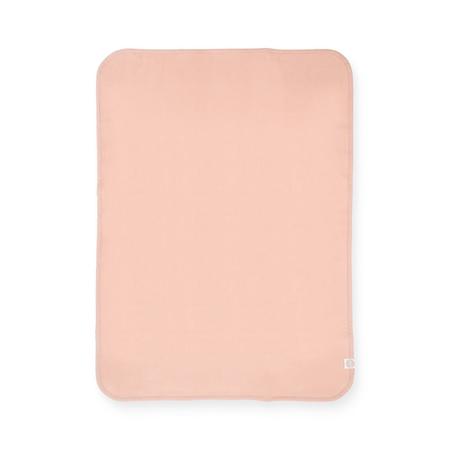Jollein® Bombažna odejica Pale Pink 75x100