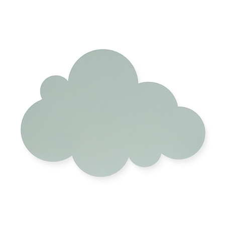 Slika Jollein® Stenska lučka Oblaček Green