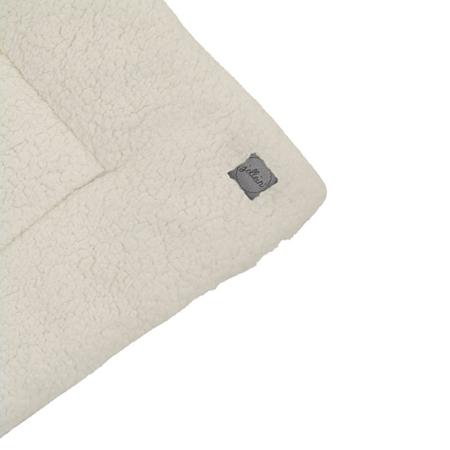 Jollein® Igralna podloga Teddy Cream White 80x100
