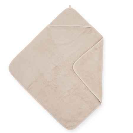 Slika Jollein® Brisača s kapuco Nougat 75x75
