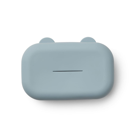 Slika Liewood® Silikonski pokrov za vlažilne robčke Emi Sea Blue