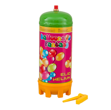 Helij jeklenka za balone 1,8 L