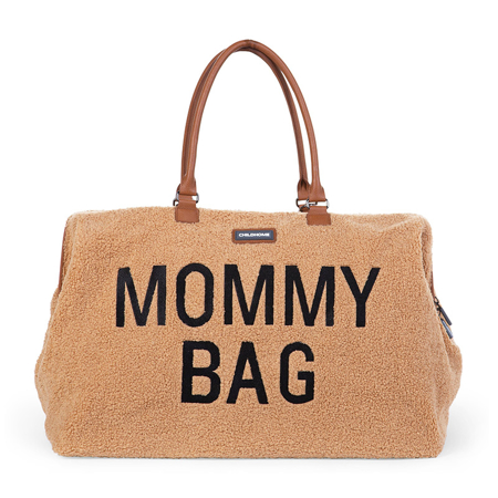Slika Childhome® Previjalna torba Mommy Bag Teddy Beige