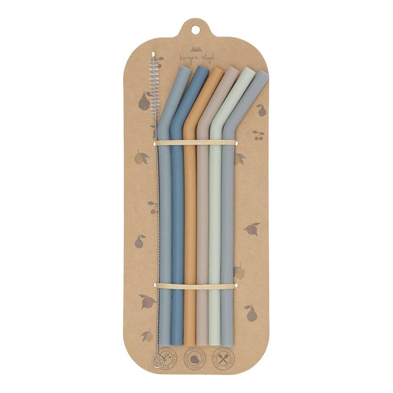 Konges Sløjd® Set 6 silikonskih slamic Boy