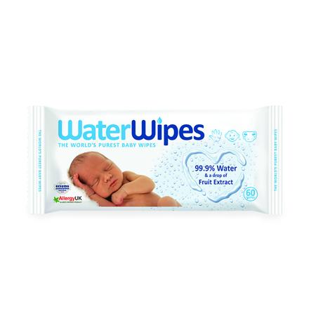 Slika WaterWipes® Otroški vlažilni robčki 60/1
