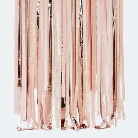Ginger Ray® Ozadje za fotografiranje Pink & Rose Gold