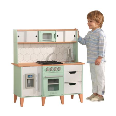 KidKraft® Otroška kuhinja Mid-Century Modern