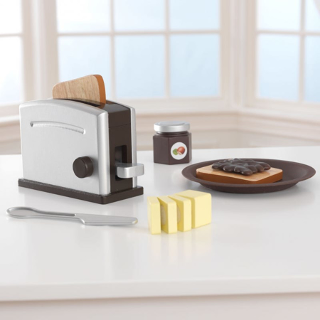KidKraft® Igralni set Toaster Espresso