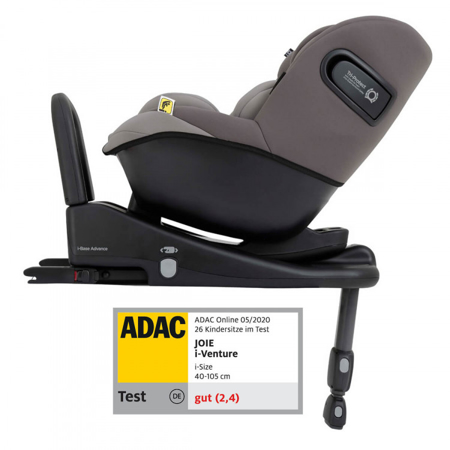 Joie® Otroški avtosedež i-Venture™ i-Size 0+/1 (40-105 cm) Dark Pewter