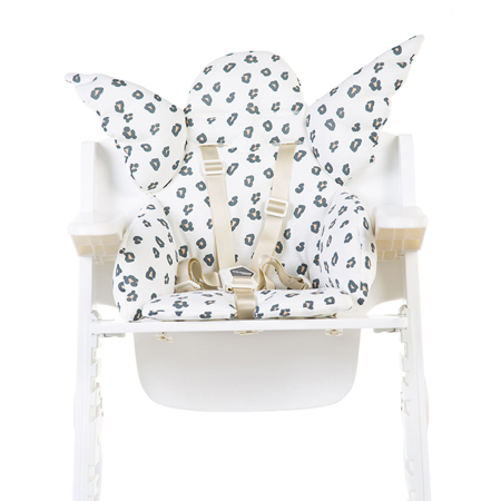 Childhome® Univerzalna sedežna blazina za stolček Jersey Leopard