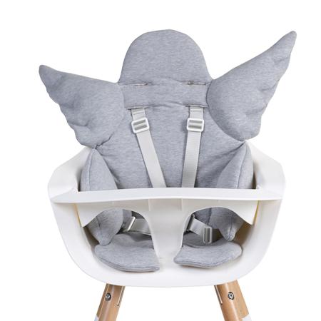 Slika Childhome® Univerzalna sedežna blazina za stolček Jersey Grey