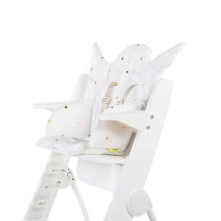 Childhome® Univerzalna sedežna blazina za stolček Jersey Gold Dots