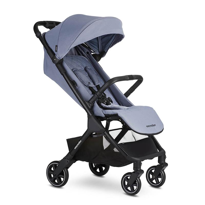 Easywalker® Otroški voziček Jackey Steel Grey