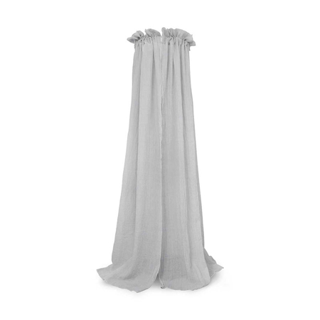 Slika Jollein® Posteljni baldahin Vintage Soft Grey