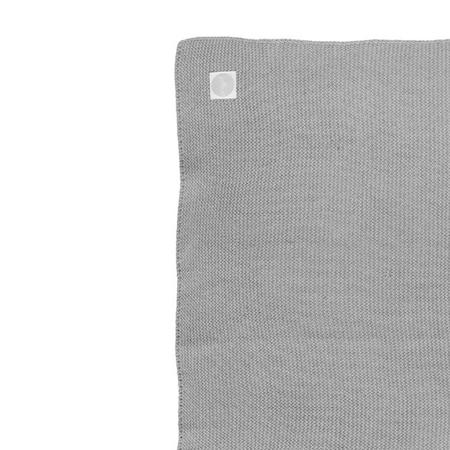 Jollein® Pletena odejica Light Grey 100x75