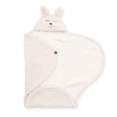 Slika Jollein® Odeja za novorojenčke Bunny Off White 105x100