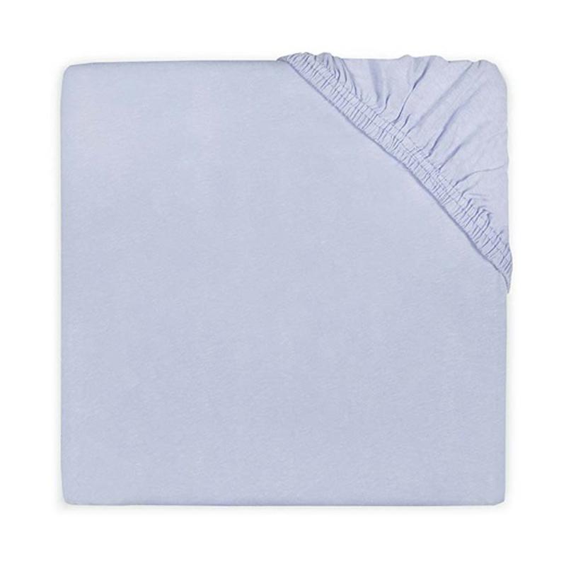 Jollein® Bombažna rjuha Baby Blue 140x70/150x75