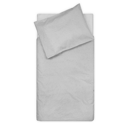 Slika Jollein® Otroška posteljnina Mist Grey 140x100