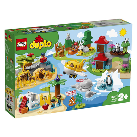 Slika Lego® Duplo Abecedni tovornjak