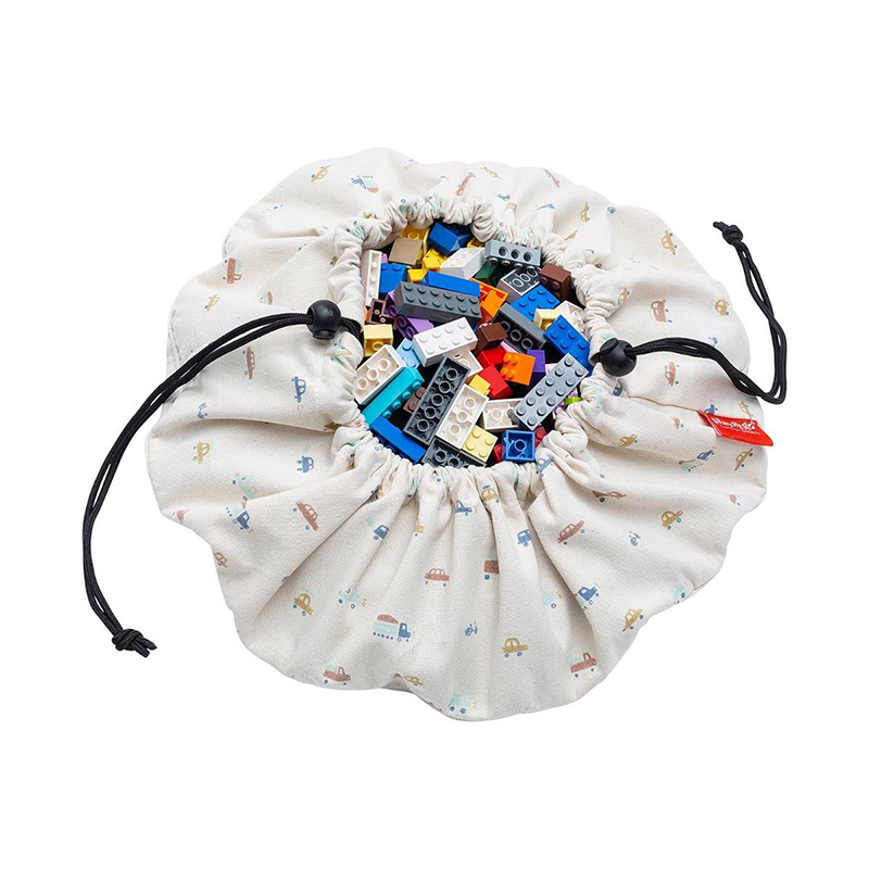 Play&Go® Mini vreča in podloga Avtomobilčki
