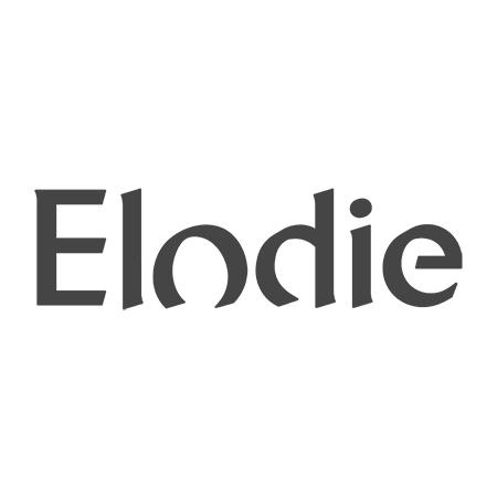 Elodie Details® Pletena volnena odejica Juniper Blue 70x100