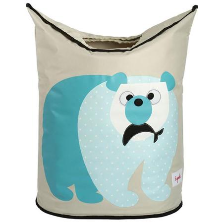 3Sprouts® Koš za igrače in perilo Polarni medvedek
