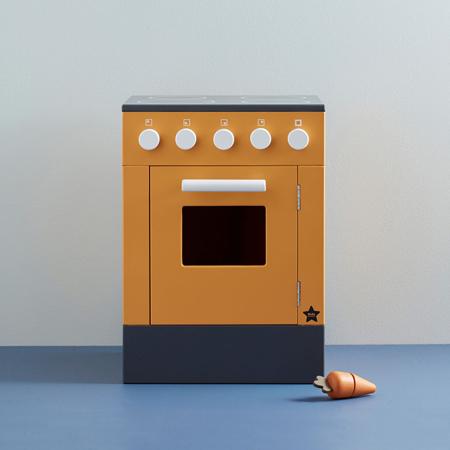 Kids Concept® Otroška pečica Bistro Yellow