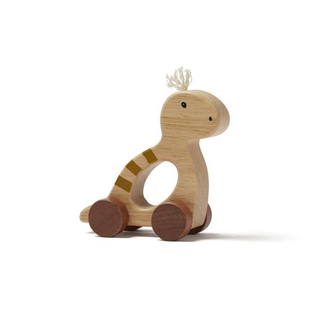 Slika Kids Concept® Igračka na potisk Dino nature Neo