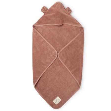 Slika Konges Sløjd® Brisača s kapuco Sienna 80x80