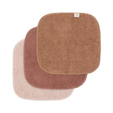 Slika Konges Sløjd® Krpice za umivanje 3 kosi Bloom