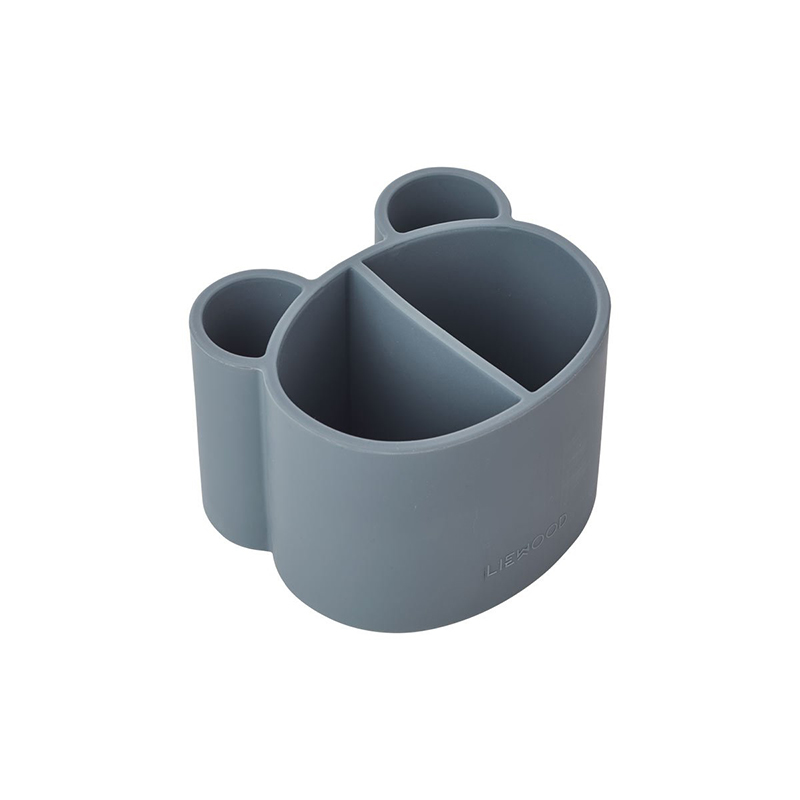 Liewood® Univerzalni silikonski lonček Sandra Sea Blue