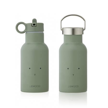 Slika Liewood® Steklenička iz nerjavečega jekla Anker Rabbit Faune Green 350ml