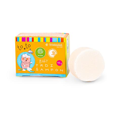 Slika Tosama® Otroški trdi šampon to.to 45g