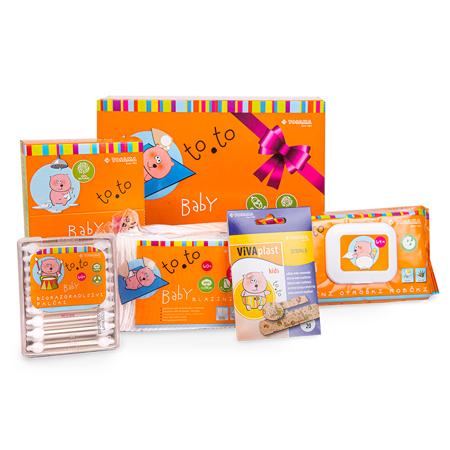 Slika Tosama® Darilni paket za dojenčka to.to
