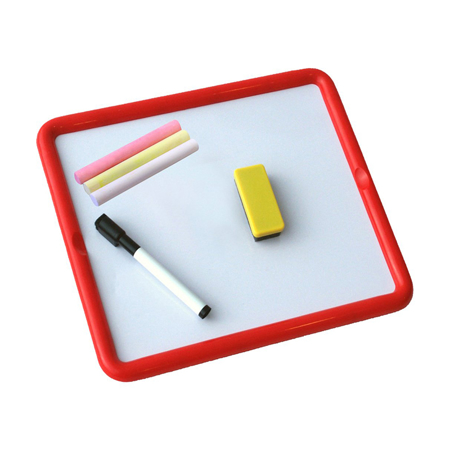 Slika Miniland® Obojestranska tabla za risanje 30x26
