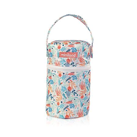 Miniland® Set dveh posodic s termo torbo 250ml Mediterra