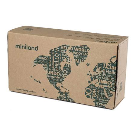 Miniland® Dojenček z obleko Cold weather Trousers Set 38cm