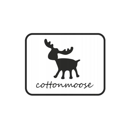 CottonMoose® Muff za voziček Gold Black